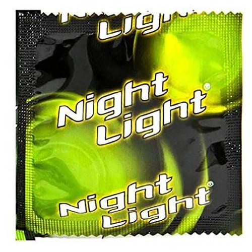 Night Light Glow in the Dark Condoms