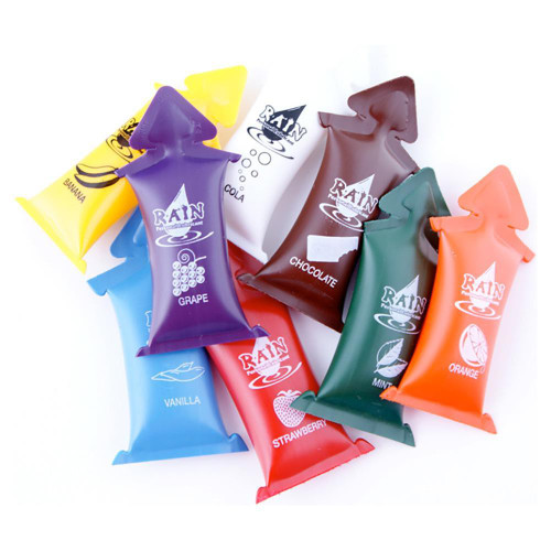 Rain Personal Lubricants Assorted Flavors Singles