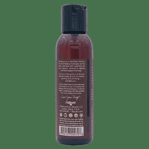 Sliquid Balance Serenity Massage Oil