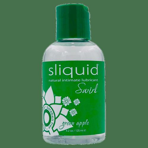 Sliquid Swirl Green Apple Lubricant