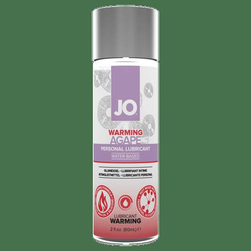 System JO Agape Warming Lubricant