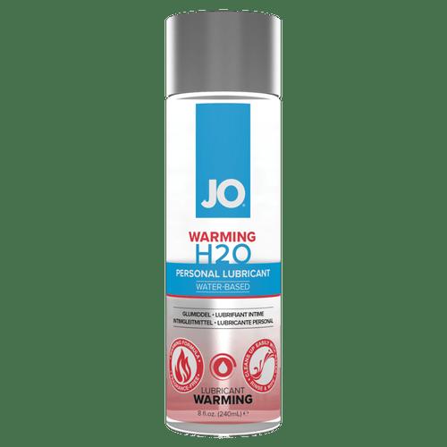 System JO H2O Classic Warming Lubricant