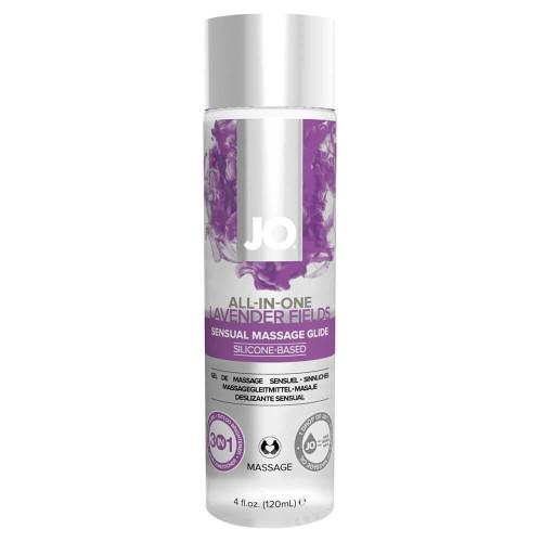 System JO Lavender Massage Glide