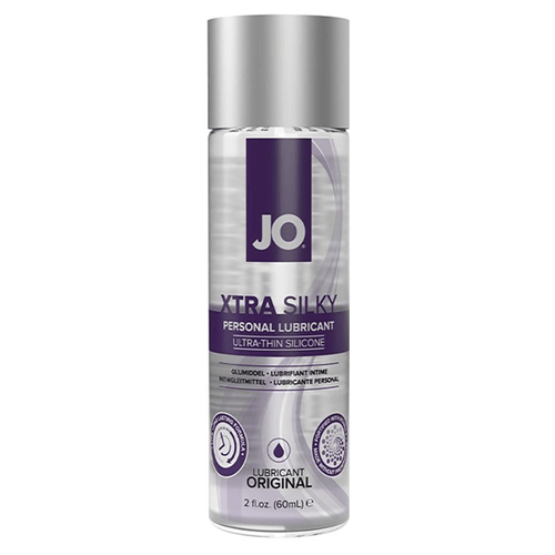 System JO Xtra Silky Silicone Lubricant