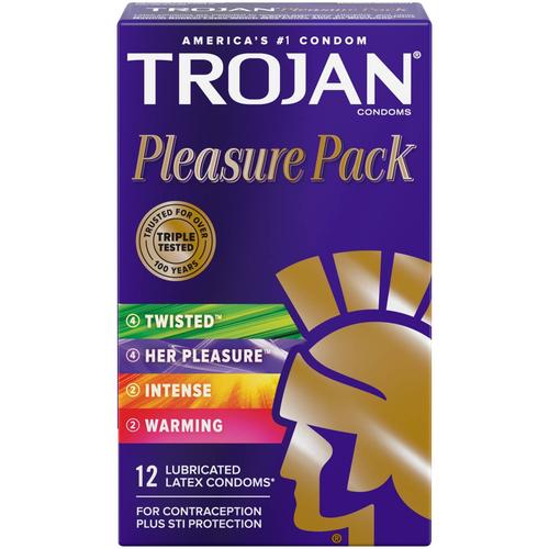 Trojan Pleasure Pack