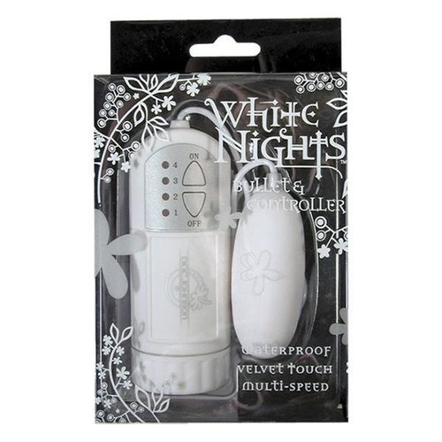 White Nights Bullet with Controller packaging