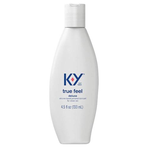 K-Y True Feel Lubricant bottle