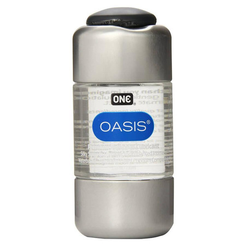 ONE Oasis Water Based Lubricant bottle