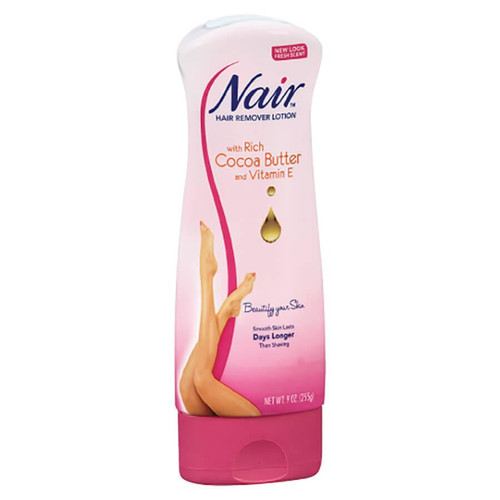 Nair Body Hair Remover Package