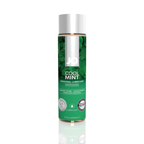 System JO H2O - Mint - Lubricant (Water-Based) Package