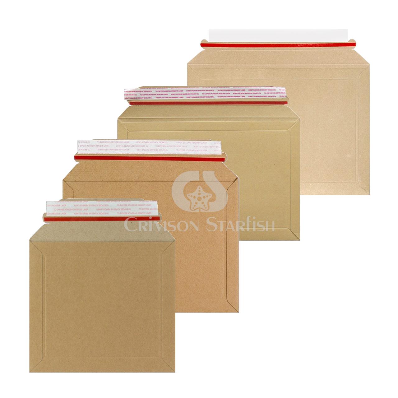 Rigid Card Envelopes