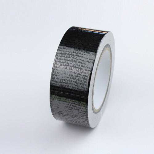 6 Rolls - Black Gaffer Tape - 48mm x 50m