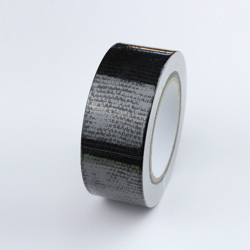 48 Rolls - Black Gaffer Tape - 48mm x 50m