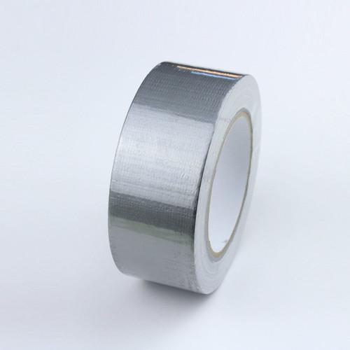 2 Rolls - Silver Gaffer Tape - 48mm x 50m