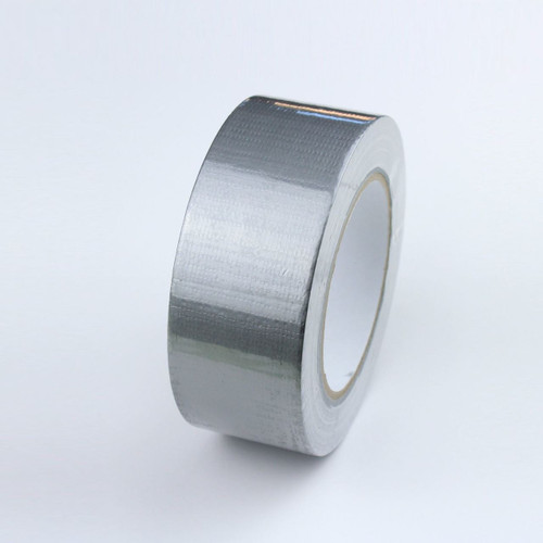 1 Roll - Silver Gaffer Tape - 48mm x 50m
