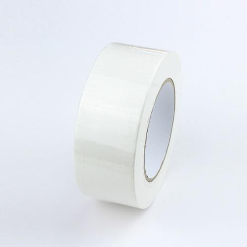 6 Rolls - White Gaffer Tape - 48mm x 50m