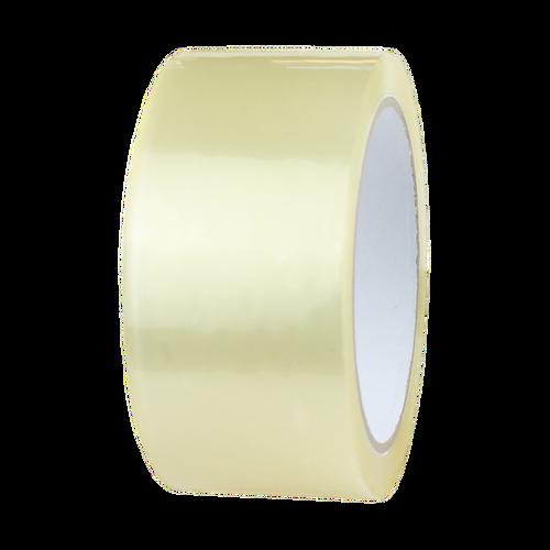 144 Rolls - Clear Parcel Tape - 48mm x 66m