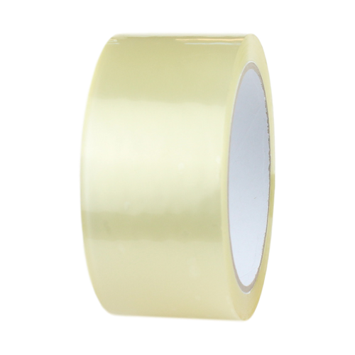 1 Roll - Clear Parcel Tape - 48mm x 66m