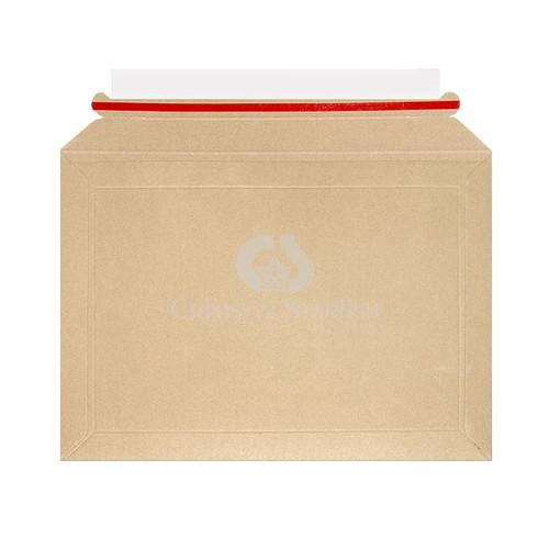 10x Rigid Cardboard Envelopes - 234mm x 334mm