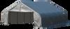 ShelterCoat Garage 18 x 28 x 11 ft. Peak Standard Grey