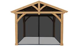 Carolina Pavilion Mosquito Mesh Kit