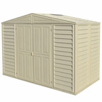 Duramax 10.5x5 Woodbridge Shed w/ Foundation