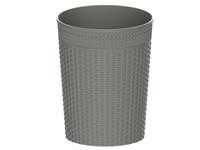 Duramax Rattan Basket - Large Gray