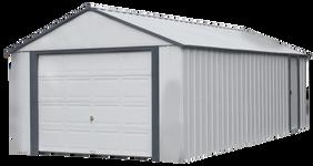 Arrow Murryhill 12 x 24 Garage, Steel Storage Building,  Prefab Storage Shed