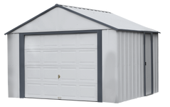 Arrow Murryhill 12 x 10 Garage, Steel Storage Building,  Prefab Storage Shed