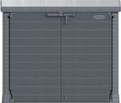 Duramax Storeaway Flat Lid 1200L Gray