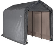 ShelterLogic Shed-in-a-Box® 6 x 12 x 8 ft Peak Gray