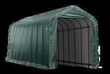 ShelterCoat 15 x 28 ft. Garage Peak Gray STD