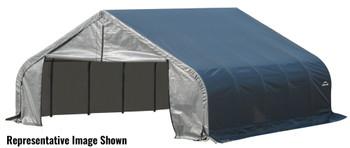 ShelterCoat 22 x 24 ft. Garage Peak Gray STD - 78631