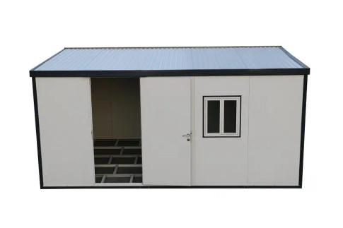 Duramax Flat Top Insulated Building 13x10 Kit