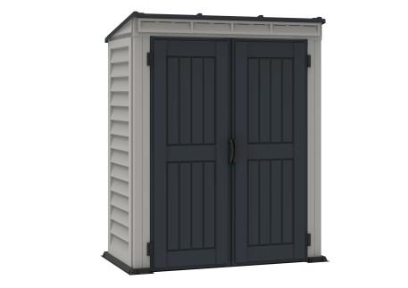 Duramax 5x3 YardMate Pent Plus with Floor