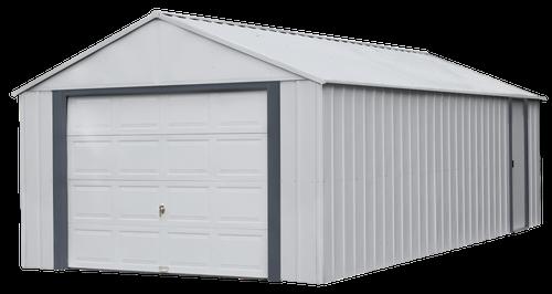 Arrow Murryhill 14 x 21 Garage, Steel Storage Building,  Prefab Storage Shed