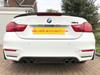 BMW F80 M3 F82 M4 Mperformance Style diffuser