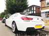 Carbon Fibre BMW F13 F06 GC V Spoiler