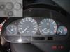 RENNESSIS M Look Silver Dash Rings for BMW 3 Series - E46, E90, E91, E92, E93