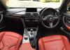 Genuine BMW Carbon Fibre Interior DashTrim - RHD Passenger Side 51458057630 , F80 M3, F82 F83 M4