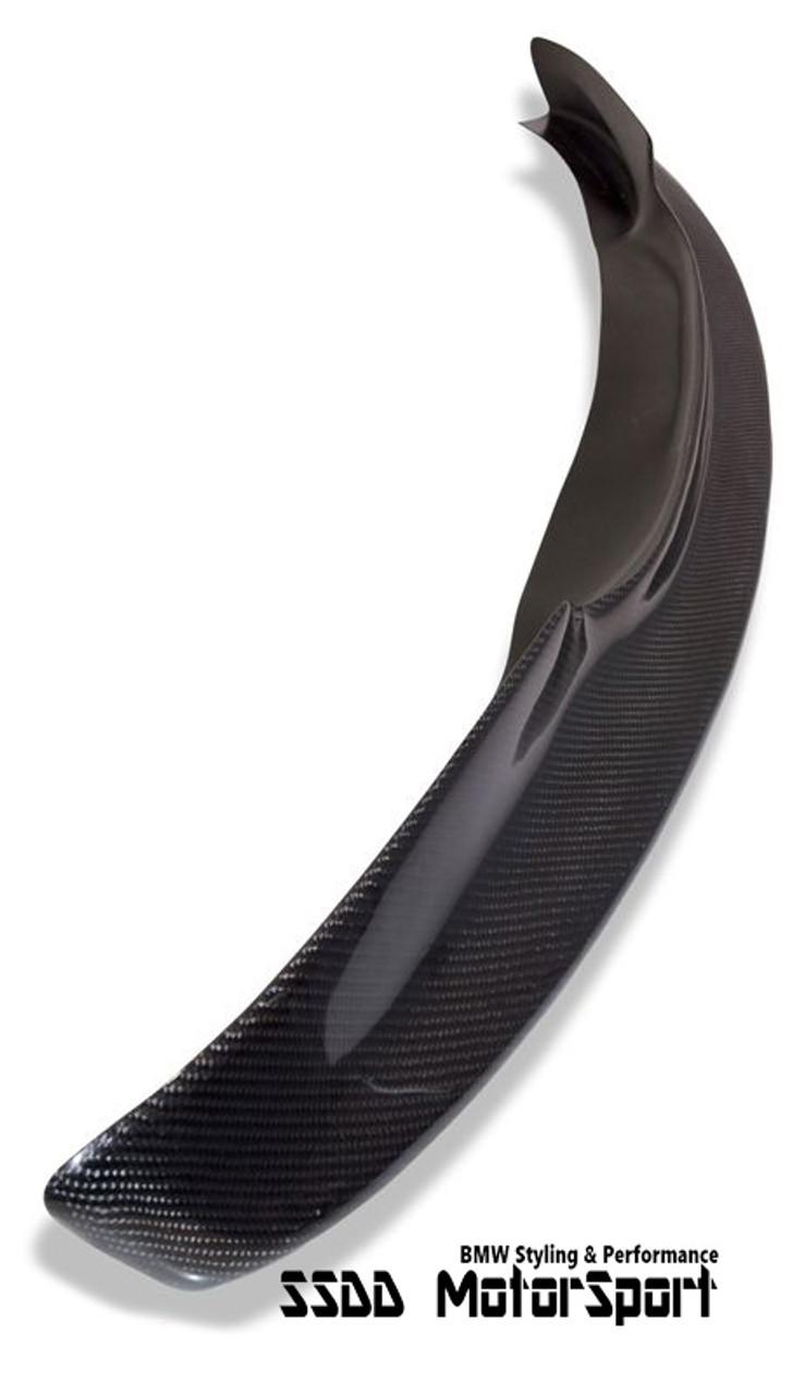 CSL Inspired Full Width Carbon Fibre Front Splitter for E46 M3