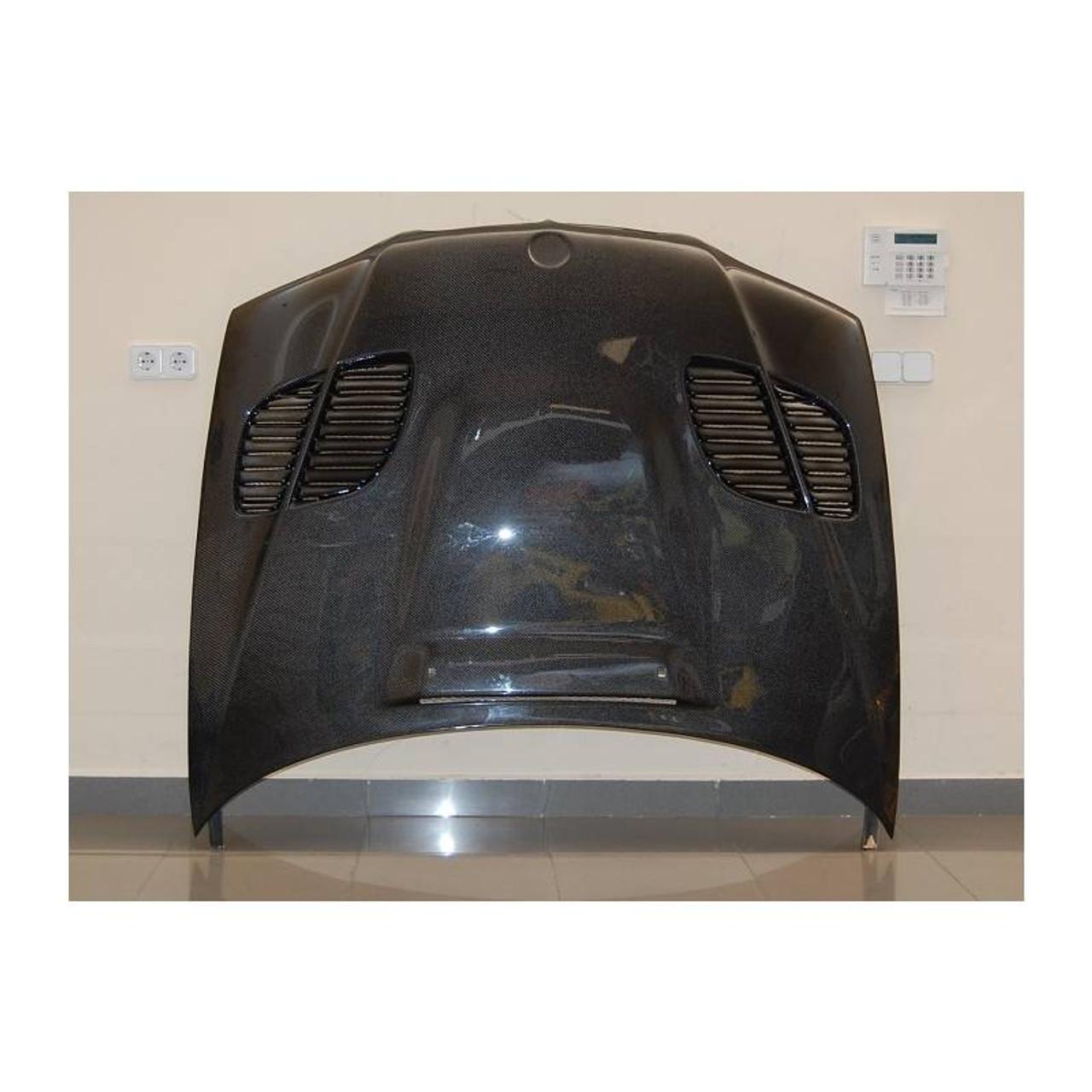 M3 Gtr Style Bonnet For E46 3 Series