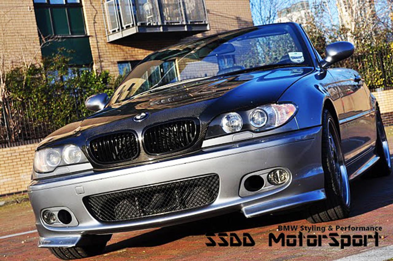 Carbon Fibre Bonnet For E46 M3 And Other E46 3 Series Ssdd Motorsport Ltd