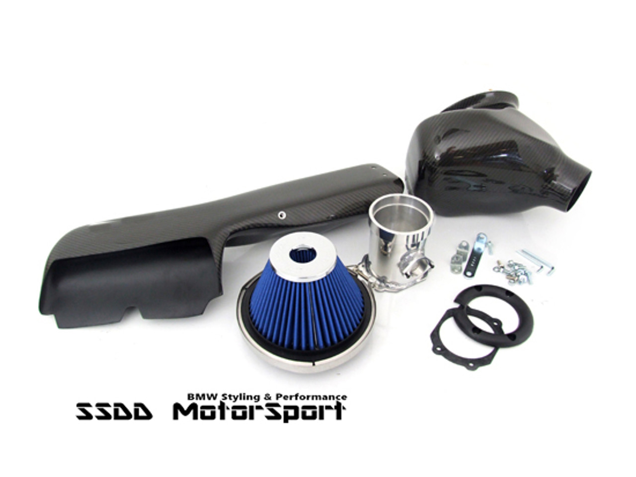 Bmw E46 M3 S54 Carbon Ram Air Intake System Ssdd Motorsport Ltd