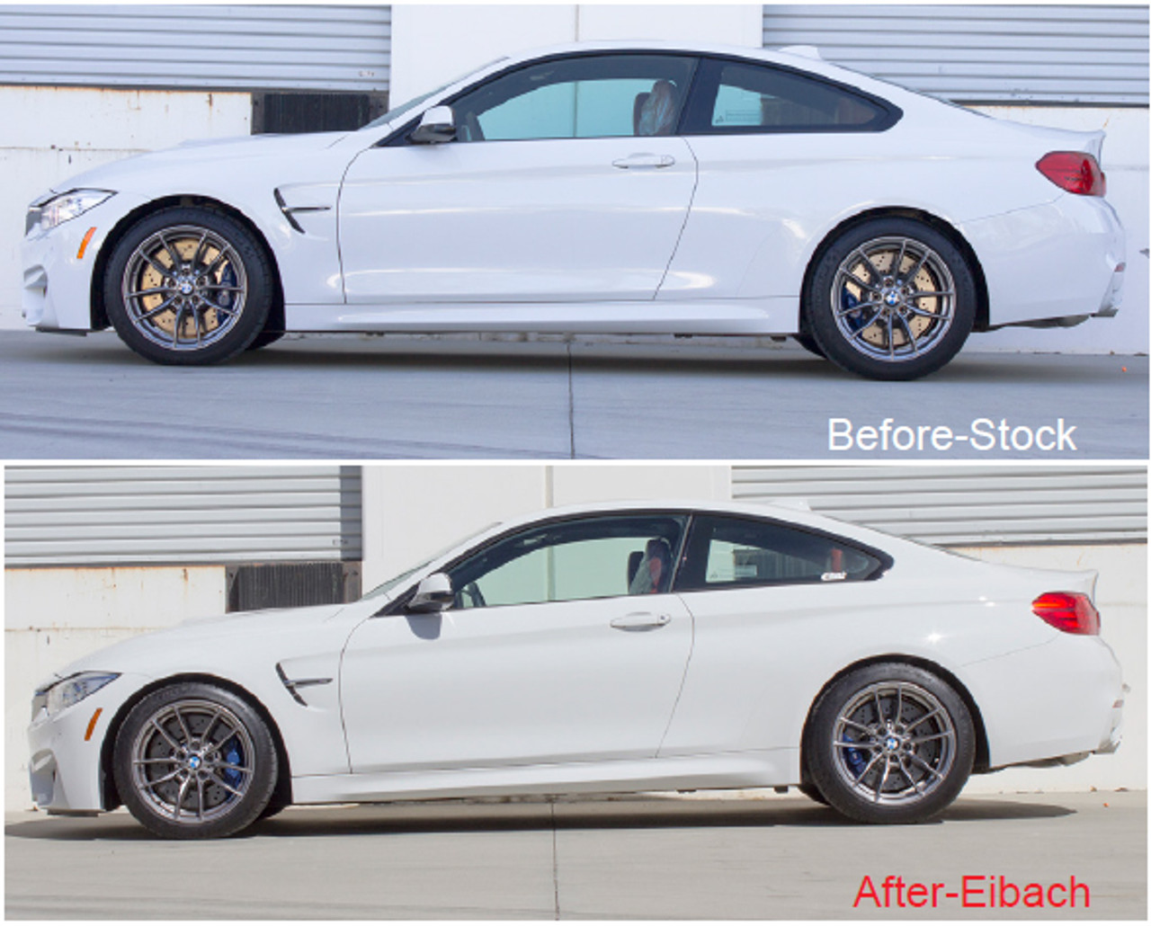 Eibach Pro-Kit Lowering Springs E10-20-031-06-22 for BMW