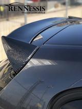 RENNESSIS BMW F20 F21 1 Series V3 Carbon Fibre Roof Spoiler