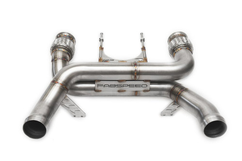 Fabspeed McLaren 720S Supersport LT Style Exhaust System