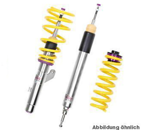 KW Ford Fiest VII Coilover Variant 3 Inox