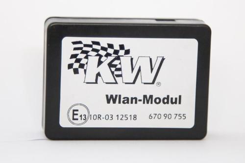 KW Audi BMW Land Rover Mercedes Porsche Seat Skoda Volkswagen WLAN-module for App control