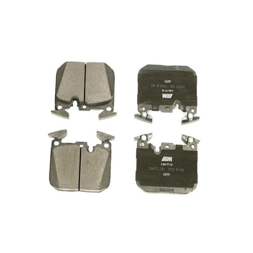 GENUINE BMW M2 M3 M4 Front Brake Pads & Sensor Kit